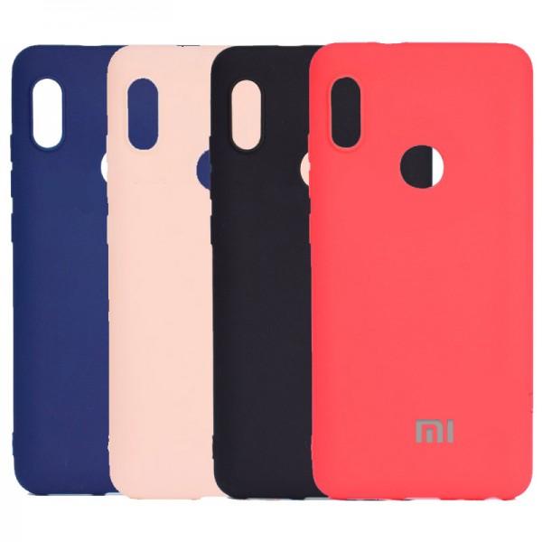 قاب سیلیکونی مناسب Xiaomi Redmi Note 5 Pro Silicone Case