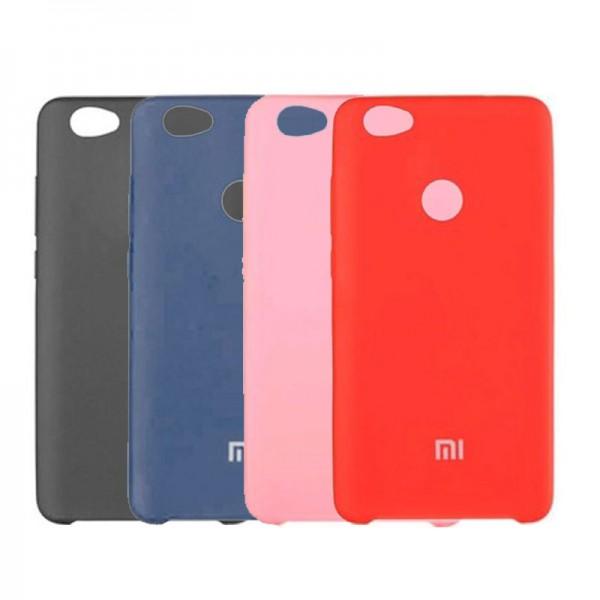 قاب سیلیکونی مناسب Xiaomi Redmi Note 5A/Note 5A Prime Silicone Case