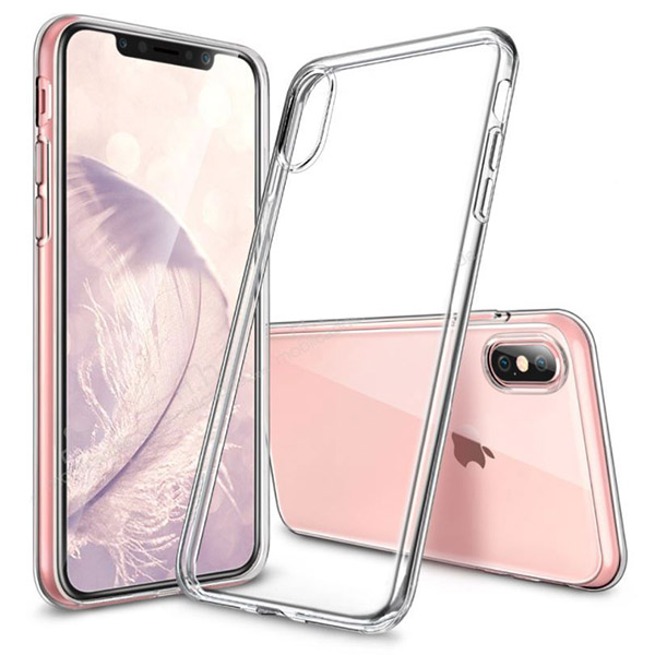 کاور ژله ای ضد ضربه Totu Fairy Series مناسب Apple iPhone X