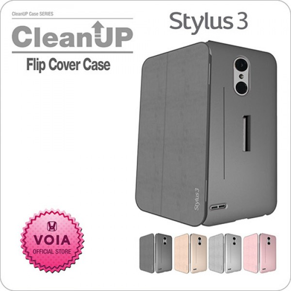 فلیپ کاور اصلی استند وویا Voia LG Stylus 3 M400DK