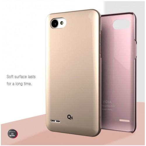 کاور سخت Voia مدل SF Coating Hard مناسب گوشی ال جی LG Q6