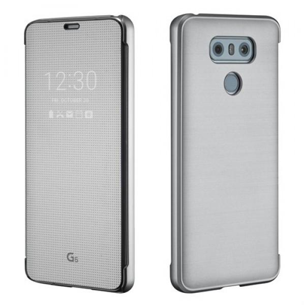 کیف هوشمند اصلی ال جی Voia Cleanup Premium Quick Cover LG G6