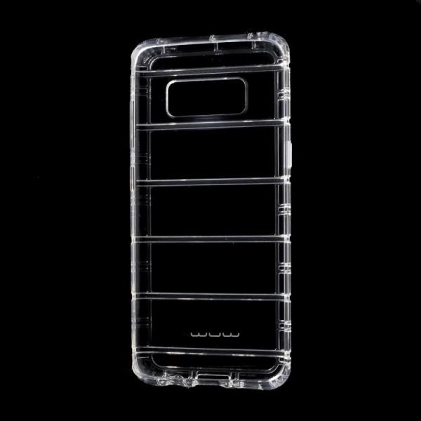 کاور ژله ای ضد ضربه Wuw K80 مناسب Samsung Galaxy S8 Plus