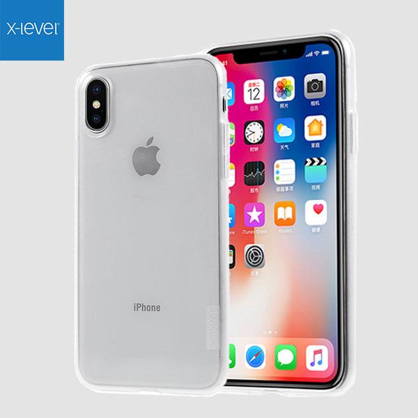 گارد ژله ای X-Level Anti Slip مناسب Apple iPhone X