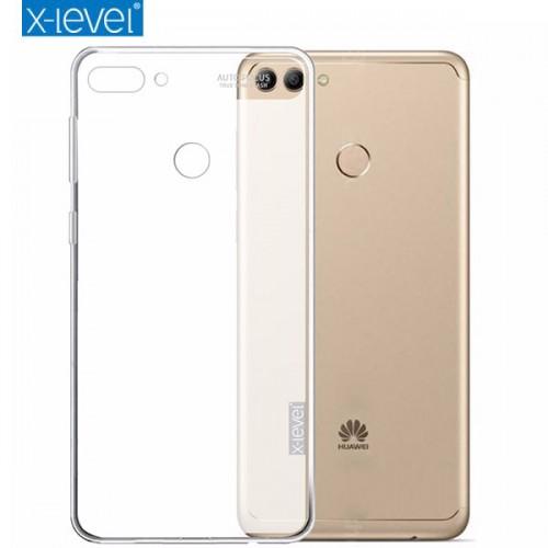 قاب ژله ای X-Level Anti Slip Auto Focus Huawei Y9 2018 / Enjoy 8 Plus