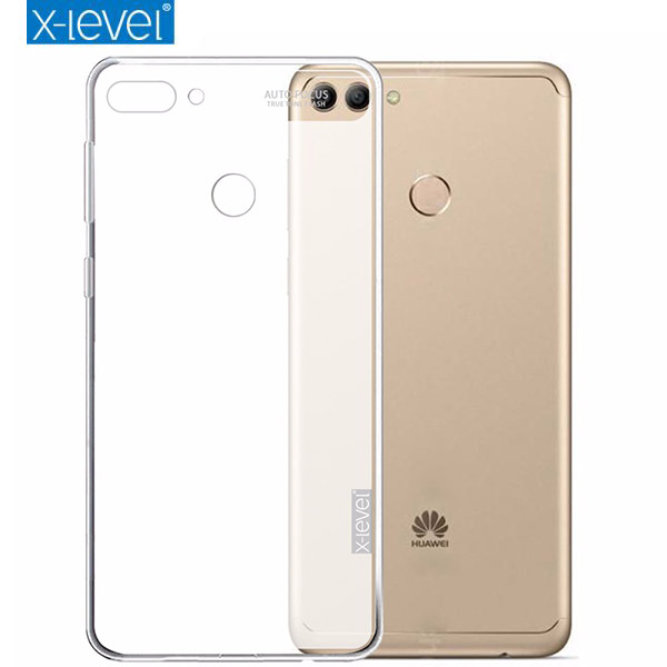 گارد ژله ای X-Level Anti Slip Auto Focus مناسب Huawei Y9 2018 / Enjoy 8 Plus