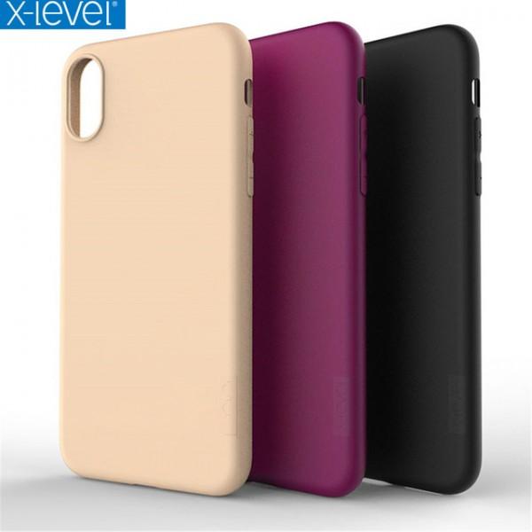 قاب محافظ ژله ای X-Level Guardian مناسب Apple iPhone X