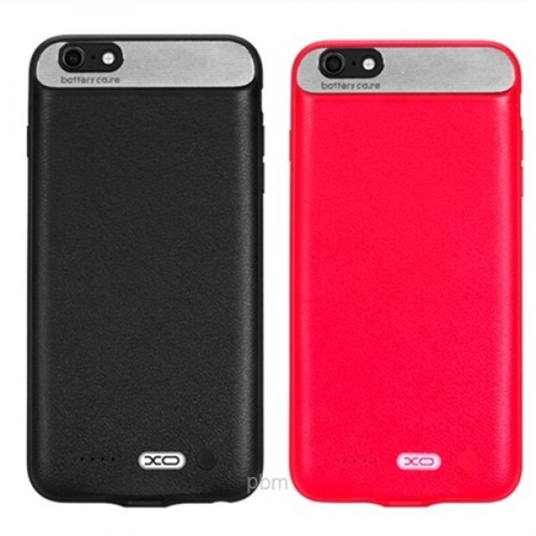 بک کاور و پاوربانک 2500 میلی آمپر XO-PB15 مناسب Apple iPhone 7
