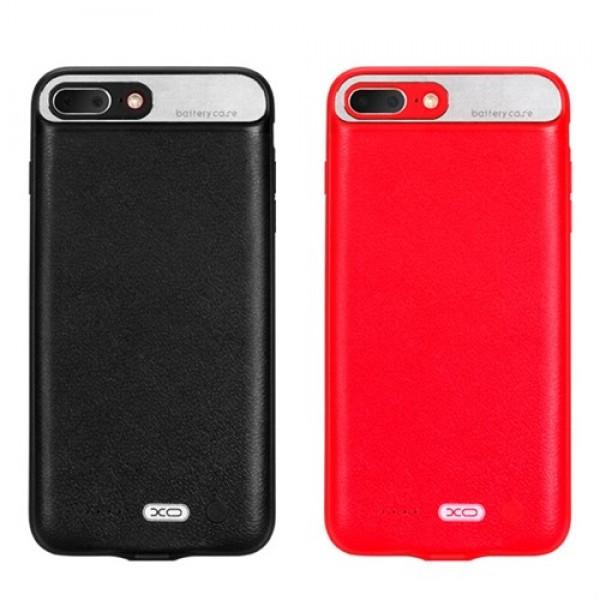 بک کاور و پاوربانک 3650 میلی آمپر XO-PB15 مناسب Apple iPhone 7 Plus