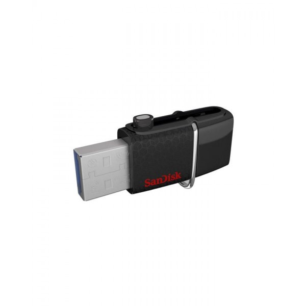 فلش مموری 64 گیگابایت سن دیسک مدل Ultra Dual USB OTG Drive 3.0