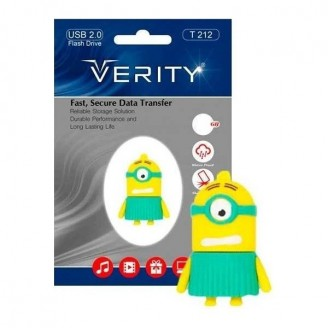 فلش مموری عروسکی 8 گیگابایت وریتی Verity T212