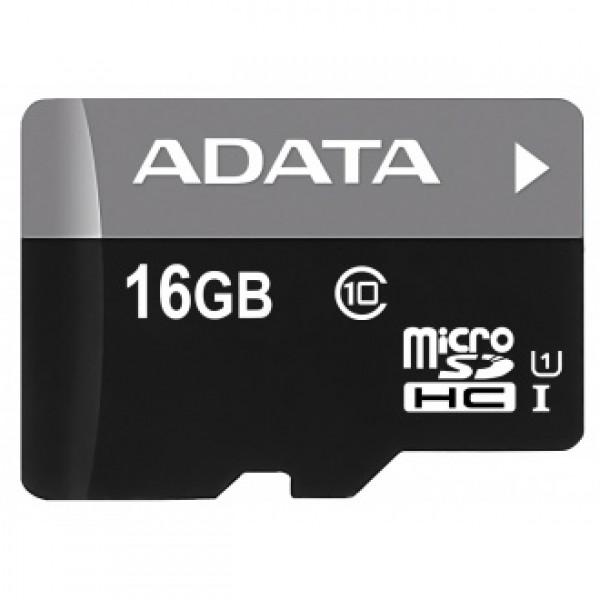 کارت حافظه میکرو اس دی 16 گیگابایت ای دیتا Adata Premier UHS-I U1