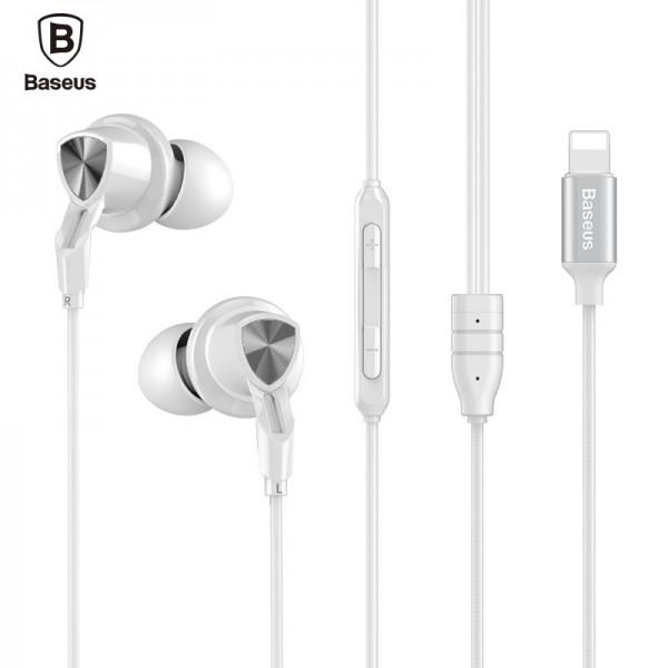 ایرفون لایتینگ بیسوس Baseus P04 Call Digital Earphone
