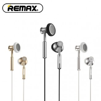 هندزفری ریمکس Remax RM-305M Metal Music Earphone