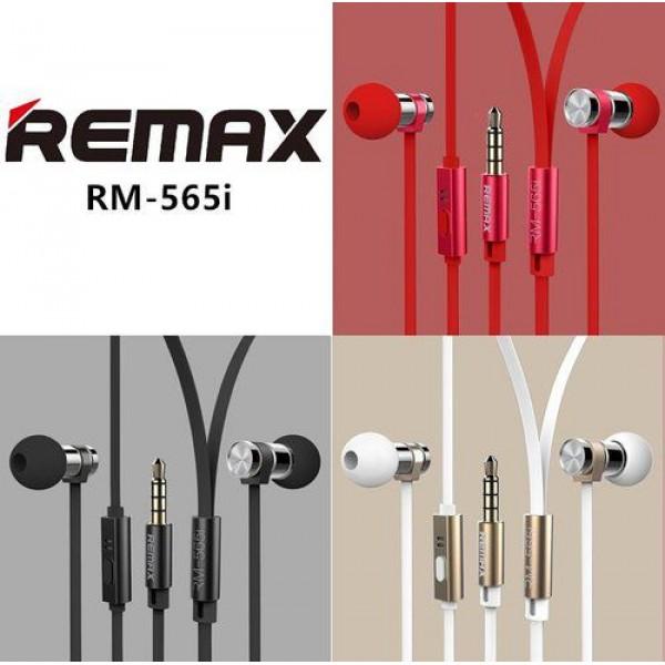 هندزفری ریمکس Remax Stainless Steel RM-565i