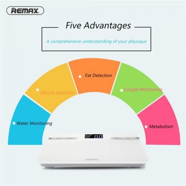 ترازو دیجیتال هوشمند ریمکس Remax RT-S1