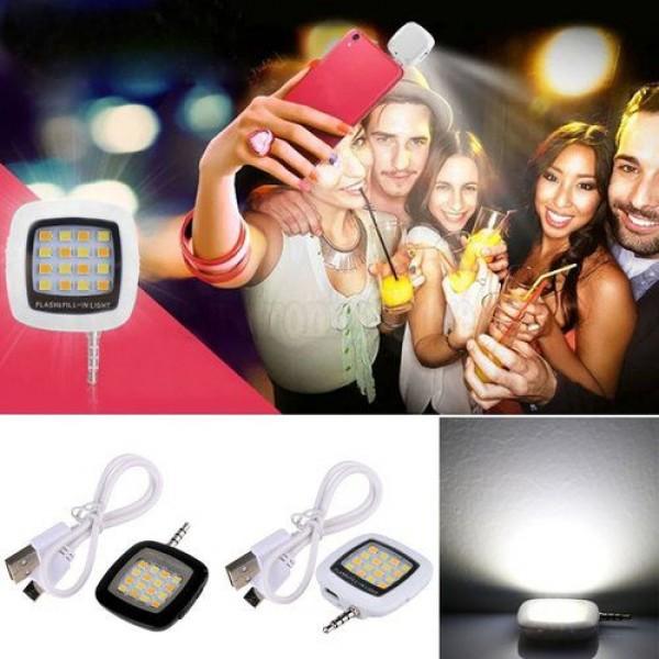 فلش LED سلفی موبایل