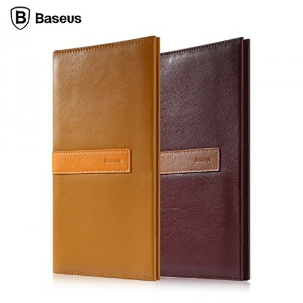 کیف چرمی بیسوس Baseus Leather Wallet Case