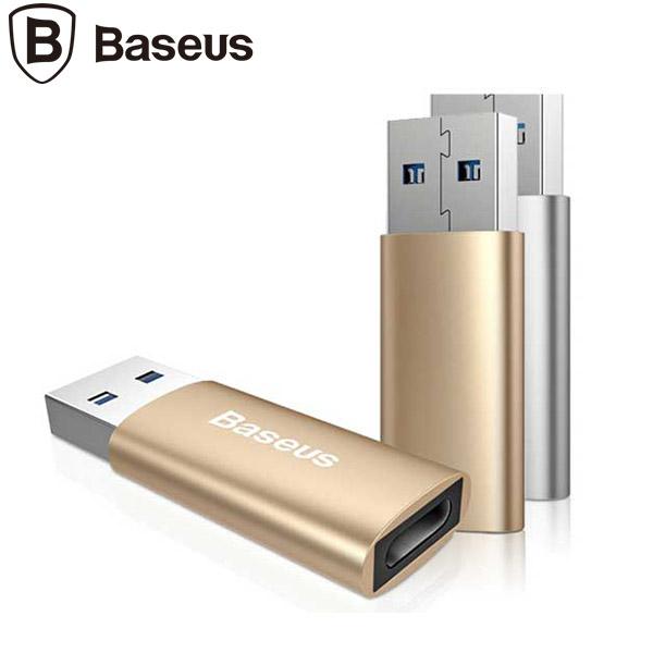تبدیل یو اس بی به تایپ سی بیسوس Baseus Sharp Series USB 3.0 Transfer Type-C