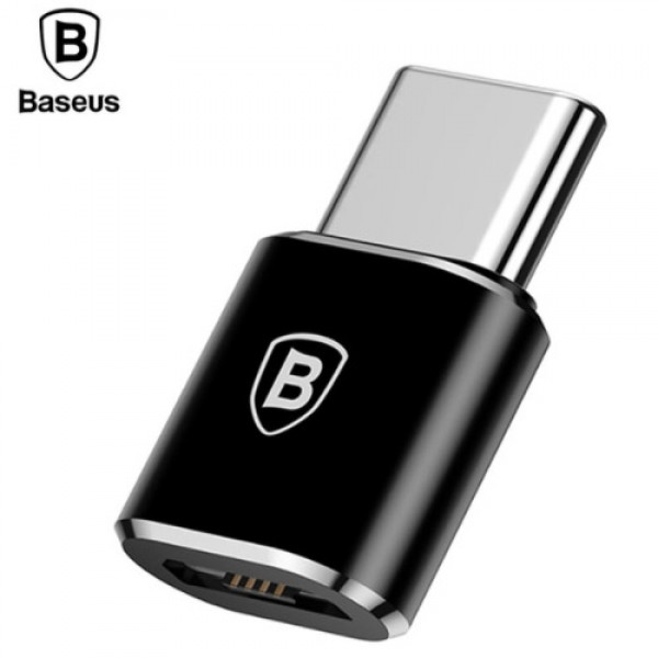 رابط تبدیل بیسوس Baseus Micro USB To Type-C 2.4A