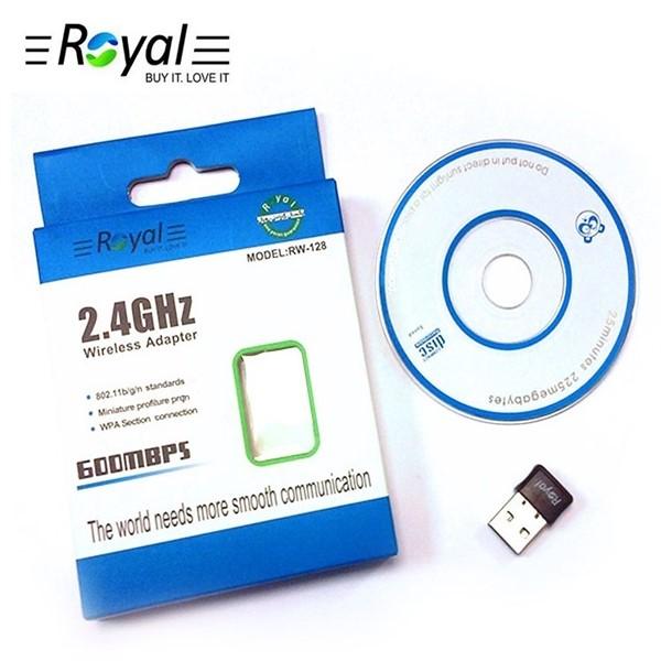 دانگل USB وایرلس رویال Royal RW-128