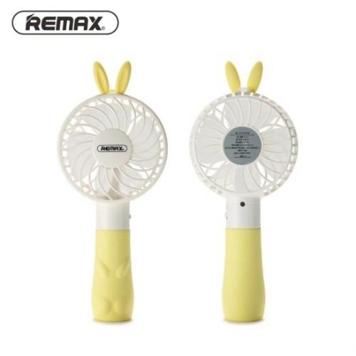 پنکه دستی شارژی Remax F7 Rabbit