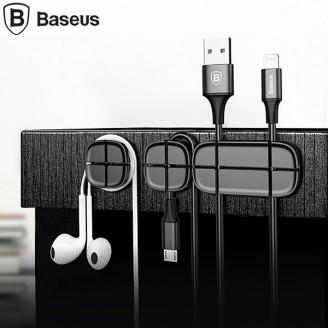 گیره نگهدارنده ی کابل بیسوس Baseus Cross Peas Cable Clip ACTDJ-01