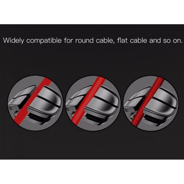 گیره نگهدارنده ی کابل ارلدام Earldom EH31 Cross Rubic Cable Clip