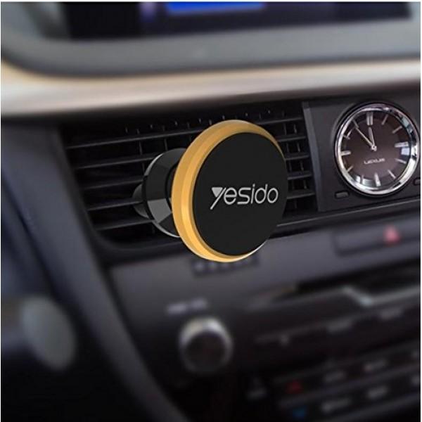 پایه نگهدارنده آهن ربایی موبایل یسیدو Yesido C19