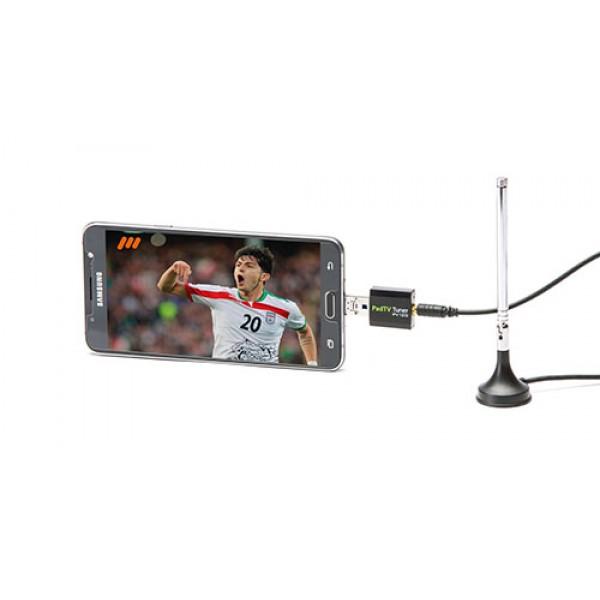 گیرنده دیجیتال تلویزیون اندروید و ویندوز پروویژن Provision PadTV PV120