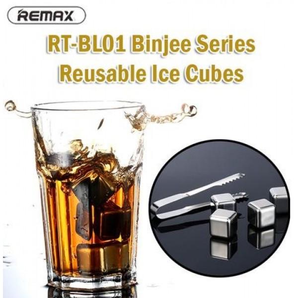 پک 8 عددی یخ ریمکس ICE Cubes RT-BL01