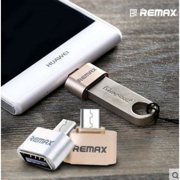 رابط هوشمند Remax OTG Micro USB