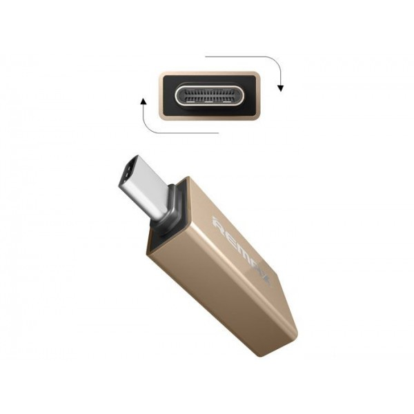 رابط هوشمند ریمکس تبدیل تایپ سی Remax USB 3.0 To Type-C OTG