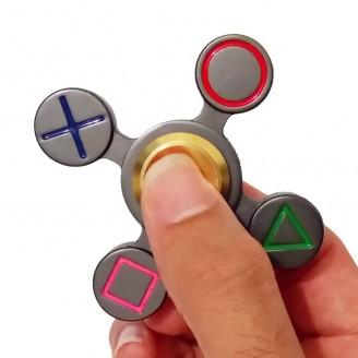اسپینر فلزی طرح دسته پلی استیشن Fidget Spinner Metal Joystick