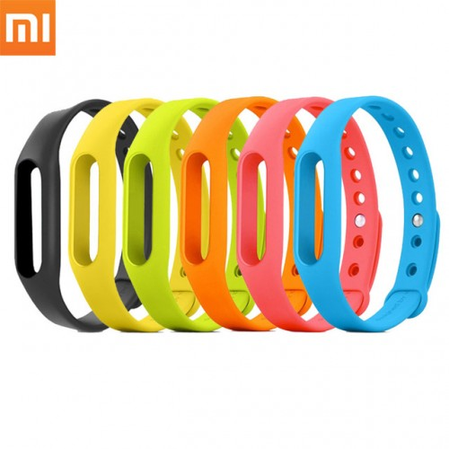 بند مچ بند هوشمند شیائومی Mi Band 1S Silicone Wrist Strap