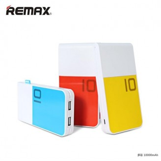 پاوربانک 10000 میلی آمپر ریمکس Remax Colorful