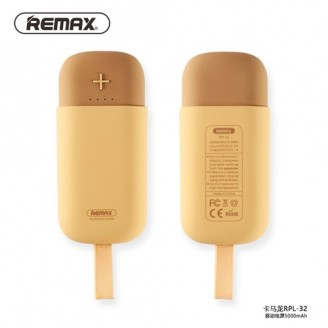 پاوربانک 5000 میلی آمپر ریمکس Remax RPL-32 Camaroon