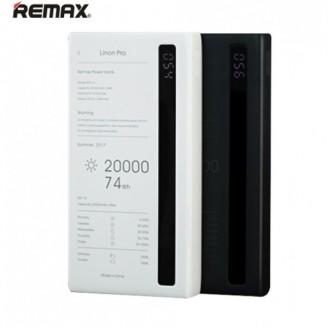 پاوربانک 20000 میلی آمپر ریمکس Remax RPP-73 Linon Pro