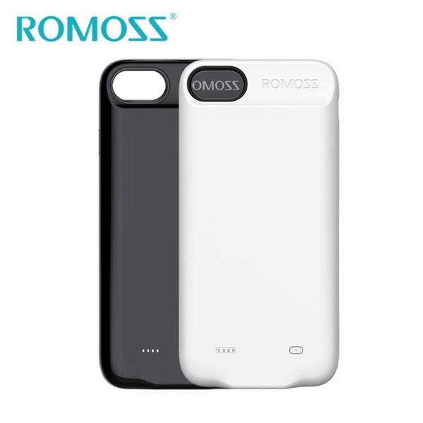 بک کاور و پاوربانک 2800 میلی آمپر روموس Romoss EN28 مناسب Apple iPhone 7