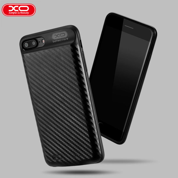بک کاور و پاوربانک 3650 میلی آمپر XO-PB21 مناسب Apple iPhone 7 Plus / 8 Plus