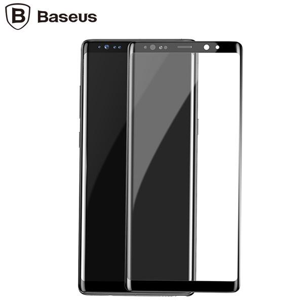 محافظ صفحه نمایش شیشه ای بیسوس سامسونگ Baseus 3D Arc Samsung Galaxy Note 8