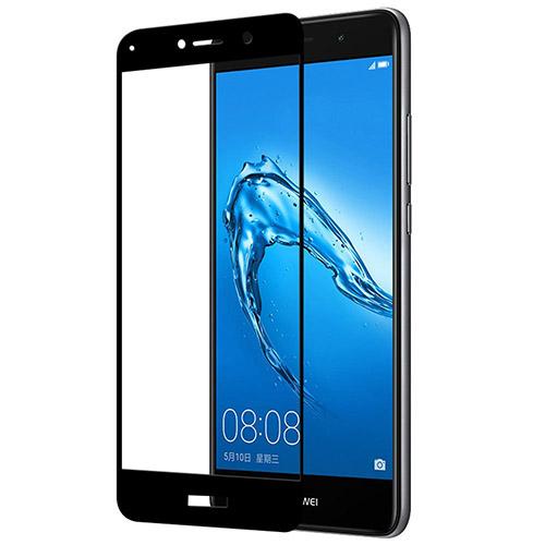 محافظ صفحه نمایش شیشه ای تمام صفحه و خمیده مارک رمو مناسب Huawei Y7 Prime