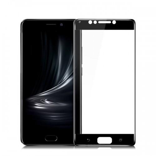 محافظ صفحه نمایش شیشه ای تمام صفحه و خمیده مارک رمو مناسب Asus Zenfone 4 Max ZC520KL