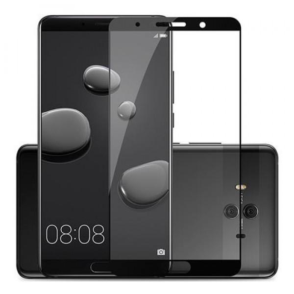 محافظ صفحه نمایش شیشه ای تمام صفحه و خمیده مارک رمو مناسب Huawei Mate 10