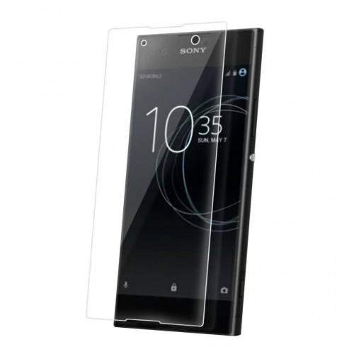محافظ صفحه نمایش شیشه ای تمام صفحه و خمیده مارک رمو مناسب Sony Xperia XA1 Plus