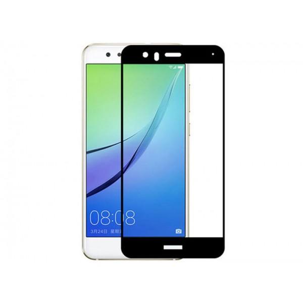 محافظ صفحه نمایش شیشه ای تمام صفحه و خمیده مارک رمو مناسب Huawei Nova 2 Plus