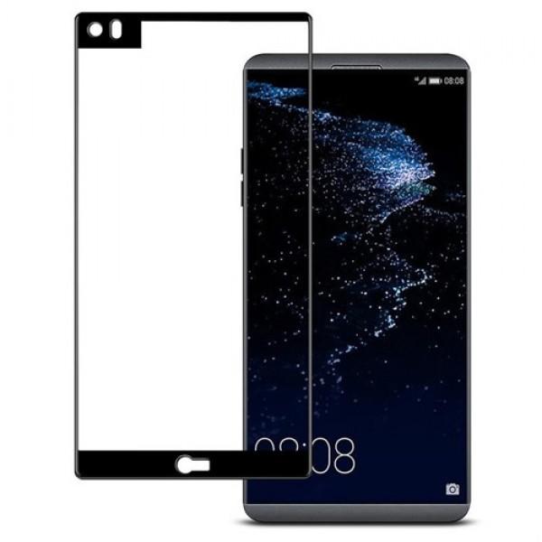 محافظ صفحه نمایش شیشه ای تمام صفحه و خمیده مناسب LG V20