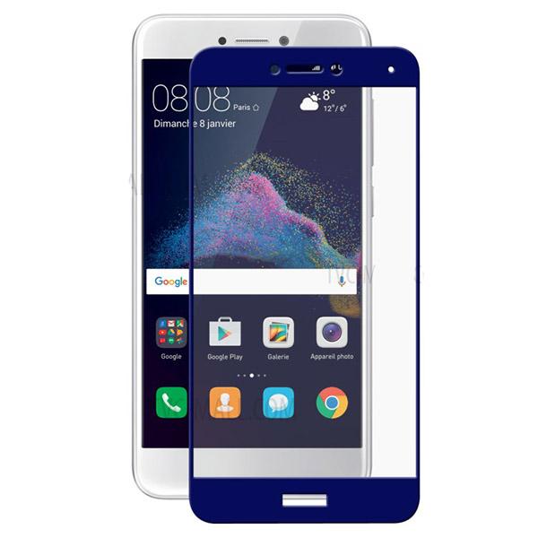 محافظ صفحه نمایش شیشه ای تمام صفحه برای Huawei Honor 8 Lite