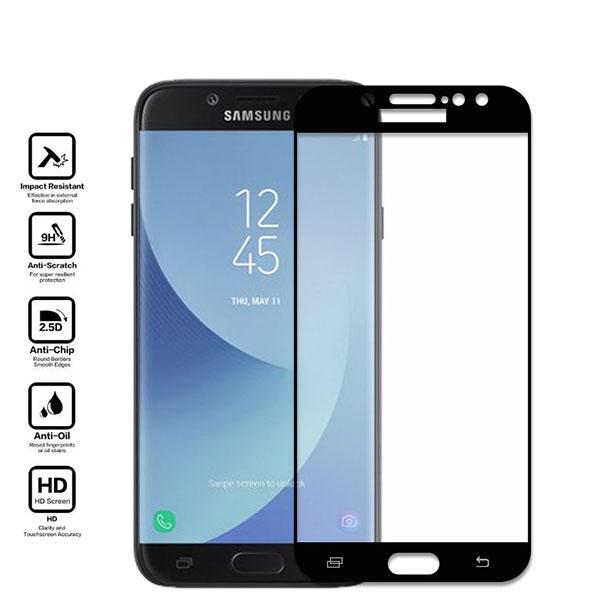 محافظ صفحه نمایش شیشه ای تمام صفحه مارک رمو مناسب Samsung Galaxy J7 Pro
