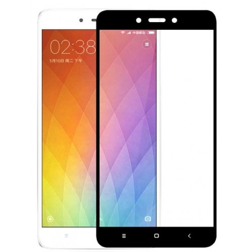 محافظ صفحه نمایش شیشه ای 3D مناسب Xiaomi Redmi Note 4